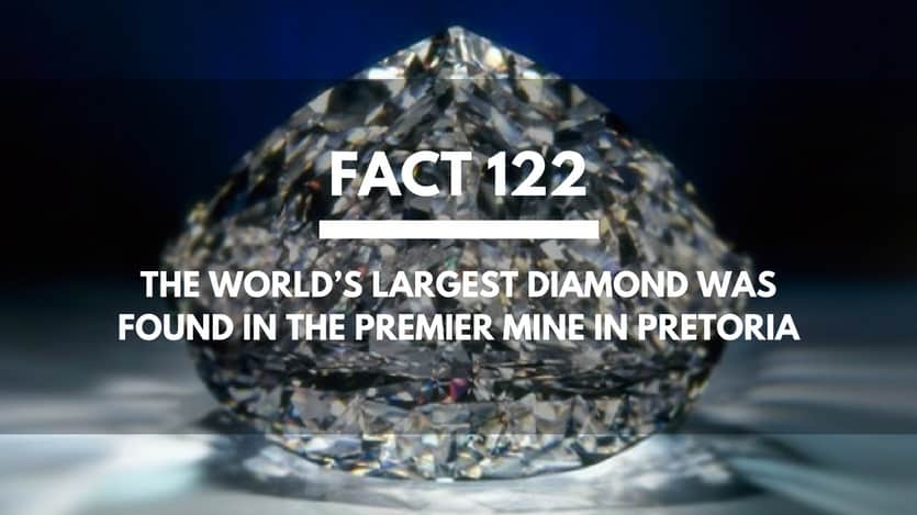 Fact-122-Largest-Diamond