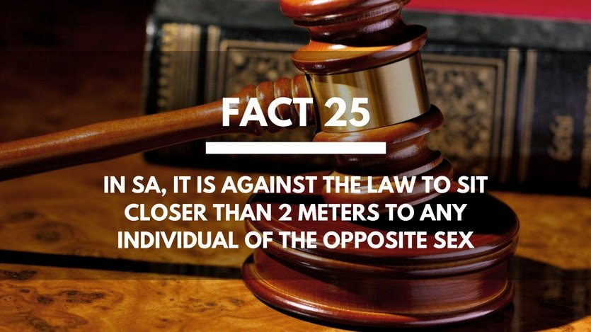 Fact-25-South-Africa-Laws