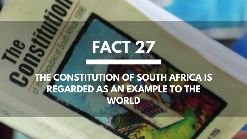Fact-27-The-Constitution-Of-South-Africa