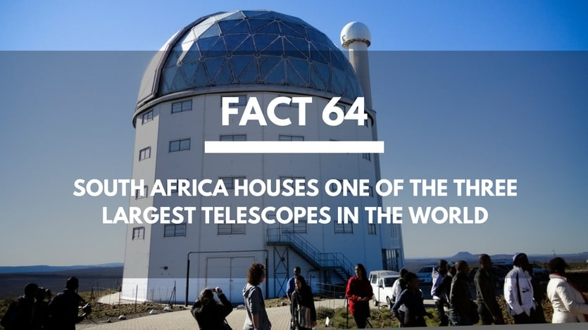 Fact-64-South-Africa-Telescope
