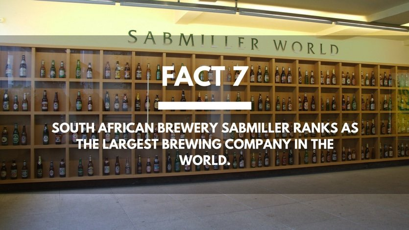 Fact-7-Sabmiller-Largest-Brewing-Company